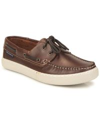 French Connection - Sheringham hommes Chaussures en Marron - Lyst
