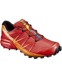 Special Sale Salomon W Terenie Speedcross Pro Men Red