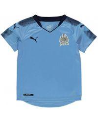 PUMA - 2017-2018 Newcastle Away Football Shirt (kids) Men s T Shirt In 6ff461368
