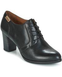 Pikolinos - Viena W3n Women's Low Boots In Black - Lyst