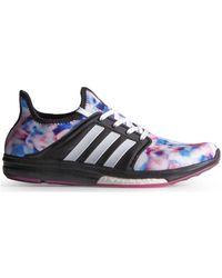 7021dd4f8 adidas - Cc Sonic Boost W Women s Shoes (trainers) In Black - Lyst