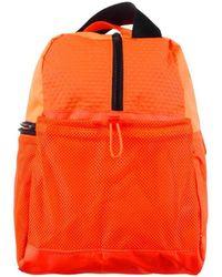 Reebok - Studio Duffle Women's Handbags In Orange - Lyst