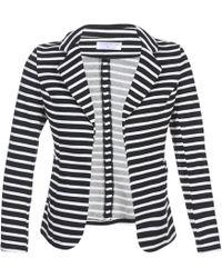 Moony Mood - If Women's Jacket In Black - Lyst