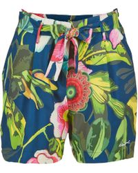 Desigual - Inide Shorts - Lyst
