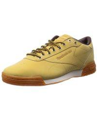 Clean Exofit En Chaussures Beige Wp Hommes Low qSGzVpUM