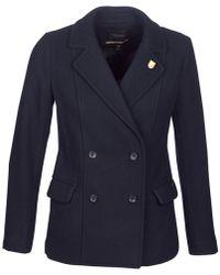 Maison Scotch - Hypeq Women's Coat In Black - Lyst