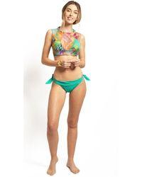 Pain De Sucre - High Neck , Delire - Dixie Women's Bodysuits In Brown - Lyst