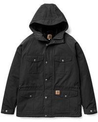 Carhartt - Mentor Jacket Women's Jacket In Black - Lyst