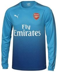 96826d525 PUMA - 2017-2018 Arsenal Away Long Sleeve Shirt (ramsey 8) - Kids