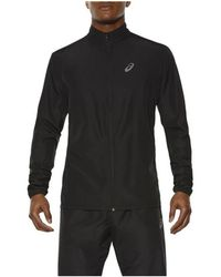 Asics - Performance Running Jacket Men's In Black - Lyst