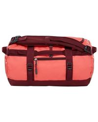 The North Face - Base Camp Duffel Xs30l Women's Travel Bag In Multicolour - Lyst