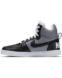 896b837038 Nike - Women s Court Borough Mid Se Shoe Women s Shoes (high-top Trainers)