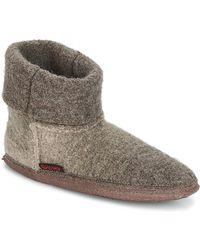 Giesswein - Kalbach Women's Slippers In Beige - Lyst