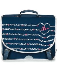 IKKS - Oh My Captain Girls's Briefcase In Blue - Lyst