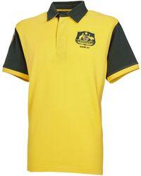 Ellis Rugby - Australian Rugby Polo Shirt - Lyst
