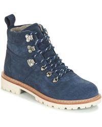 TOMS - SUMMIT femmes Boots en bleu - Lyst