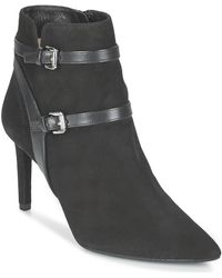 MICHAEL Michael Kors - Fawn Ankle Boot Women's Low Ankle Boots In Black - Lyst