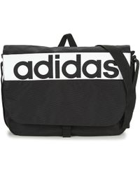 Adidas Enamel 3s M Men s Messenger Bag In Blue in Blue for Men - Lyst db07d4be3c