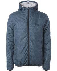 Rip Curl - Veste Revo Insulated Men's Jacket In Grey - Lyst
