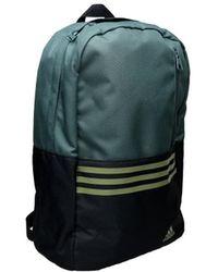 adidas - Plecak Versatile 3-stripes AY5122 hommes Sac à dos en vert - Lyst