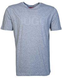 fd475d603 BOSS Black - T Shirt Regular Fit Model Quot;dolive-u1 50396249 Quot;