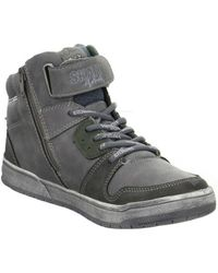 info for 28158 462a8 Kinder Skaterschuhe Women's Shoes (high-top Trainers) In Grey
