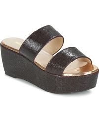 d55bbc68a26 Robert Clergerie - Frazuc Women s Mules   Casual Shoes In Black - Lyst