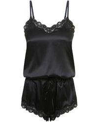Max & Moi - Jumpsuit Lexi Women's Jumpsuit In Black - Lyst