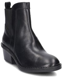 Fly London - Dicy Women's Low Ankle Boots In Black - Lyst