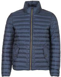 Geox - Doudol Men's Jacket In Blue - Lyst