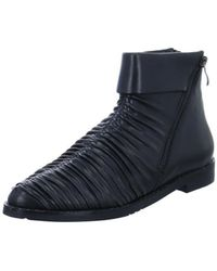 Everybody - 3467723992815 Nero Women's Low Ankle Boots In Black - Lyst