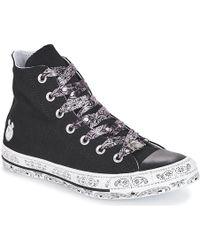0590399bba5b Converse - Chuck Taylor All Star-hi Miley Cyrus Women s Shoes (high-top