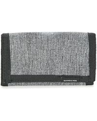 Quiksilver - The Every Daily Wallet Women's Purse Wallet In Grey - Lyst