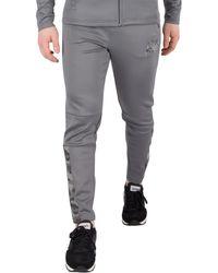 Kings Will Dream - Men's Ganado Digi Camo Track Joggers, Grey Men's Sportswear In Grey - Lyst