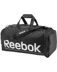 Reebok - Spor Roy M Grip Women's Sports Bag In Black - Lyst