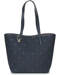 Esprit - Alison Dot Women's Shopper Bag In Blue - Lyst