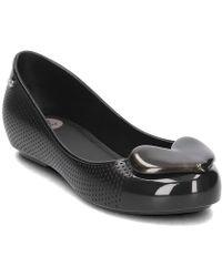 Zaxy - New Pop Women's Shoes (pumps / Ballerinas) In Black - Lyst