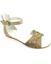 Gerry Weber - Panna Women's Sandals In Beige - Lyst