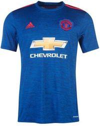 1616acb333d adidas - 2016-17 Manchester United Away Shirt (schweinsteiger 31) - Kids  Men s