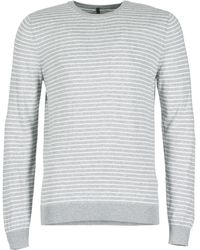 Benetton - Rinino Men's Sweater In Grey - Lyst