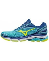 Mizuno - Wave Inspire 13 Women's Shoes (trainers) In Multicolour - Lyst
