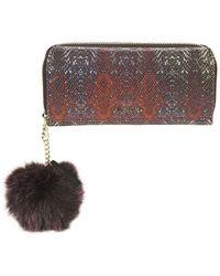 Desigual - Mone_maria Ka Women's Purse Wallet In Multicolour - Lyst