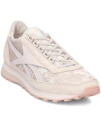d75228cedcdb4 Reebok - Classic Aztec Women s Shoes (trainers) In Beige - Lyst
