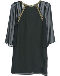 BCBGeneration - Stur Women's Dress In Black - Lyst