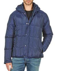 Bench - Quota Men's Jacket In Blue - Lyst