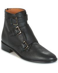 Emma Go - Stanley Women's Mid Boots In Black - Lyst
