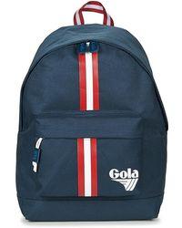 Gola - Harlow Retro Stripes Women's Backpack In Blue - Lyst