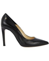 Trussardi - 299 Decollete Black Women's Court Shoes In Black - Lyst