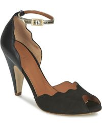 Emma Go - Riona Women's Court Shoes In Black - Lyst