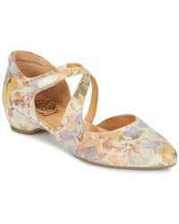 Think! - Imma Women's Sandals In Beige - Lyst